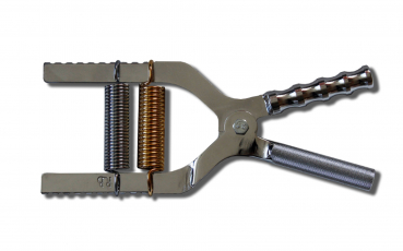 Adjustable Handgripper Chrome With Anatomic Grip