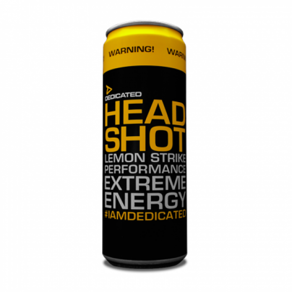 Dedicated - Headshot 355ml