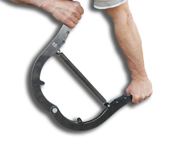 horseshoe bender from strongman george jowett
