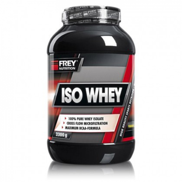 Frey Nutrition - Iso Whey 2300g
