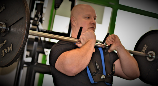 Front Squat Harness