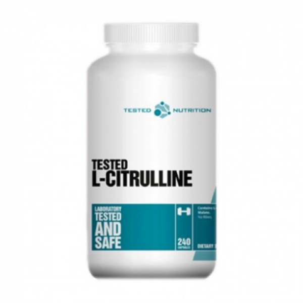 Tested - Citrulline Malate 240 Kaps